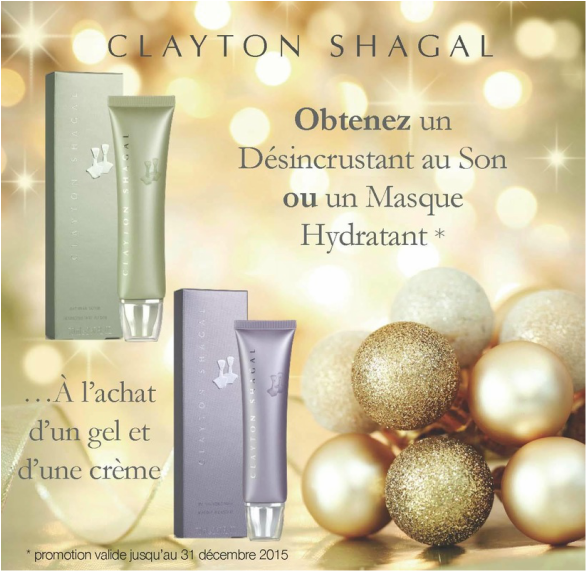 Noel promotion Clayton Shagal Lumilaser Montreal