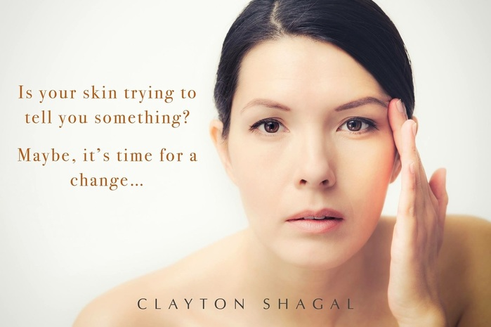 Skin Care Clayton Shagal at Lumilaser Montreal