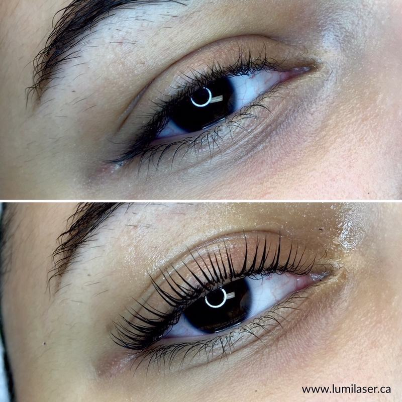 lash lift keratin in montreal
