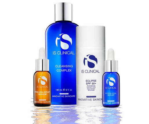 Pure Calm Collection iS Clinical in Canada